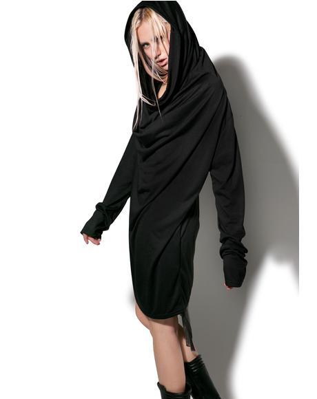Devil In A New Hooded Dress