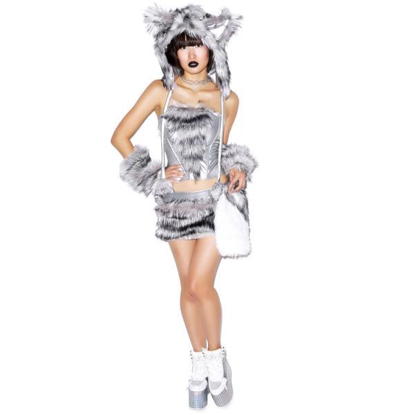 J Valentine Big Bad Wolf Costume