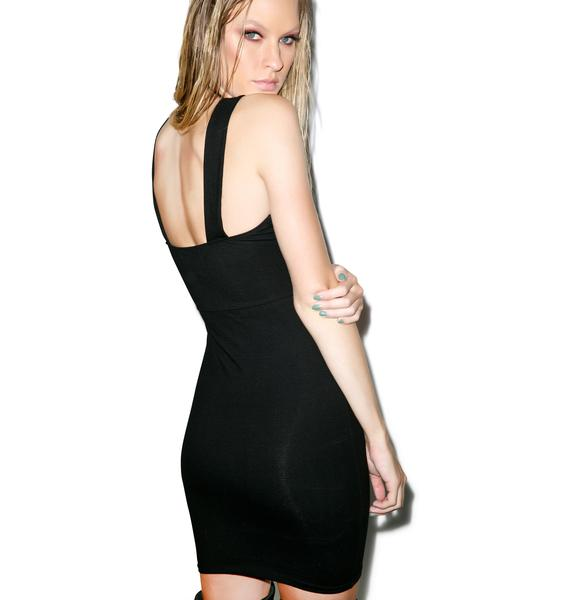Motel Tori Bodycon Dress