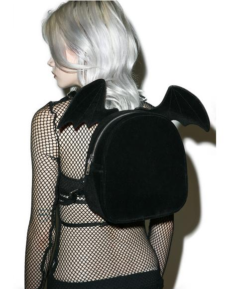 Midnight Menagerie Convertible Backpack