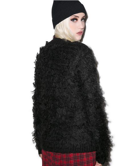 Gorilla Knit Cardigan