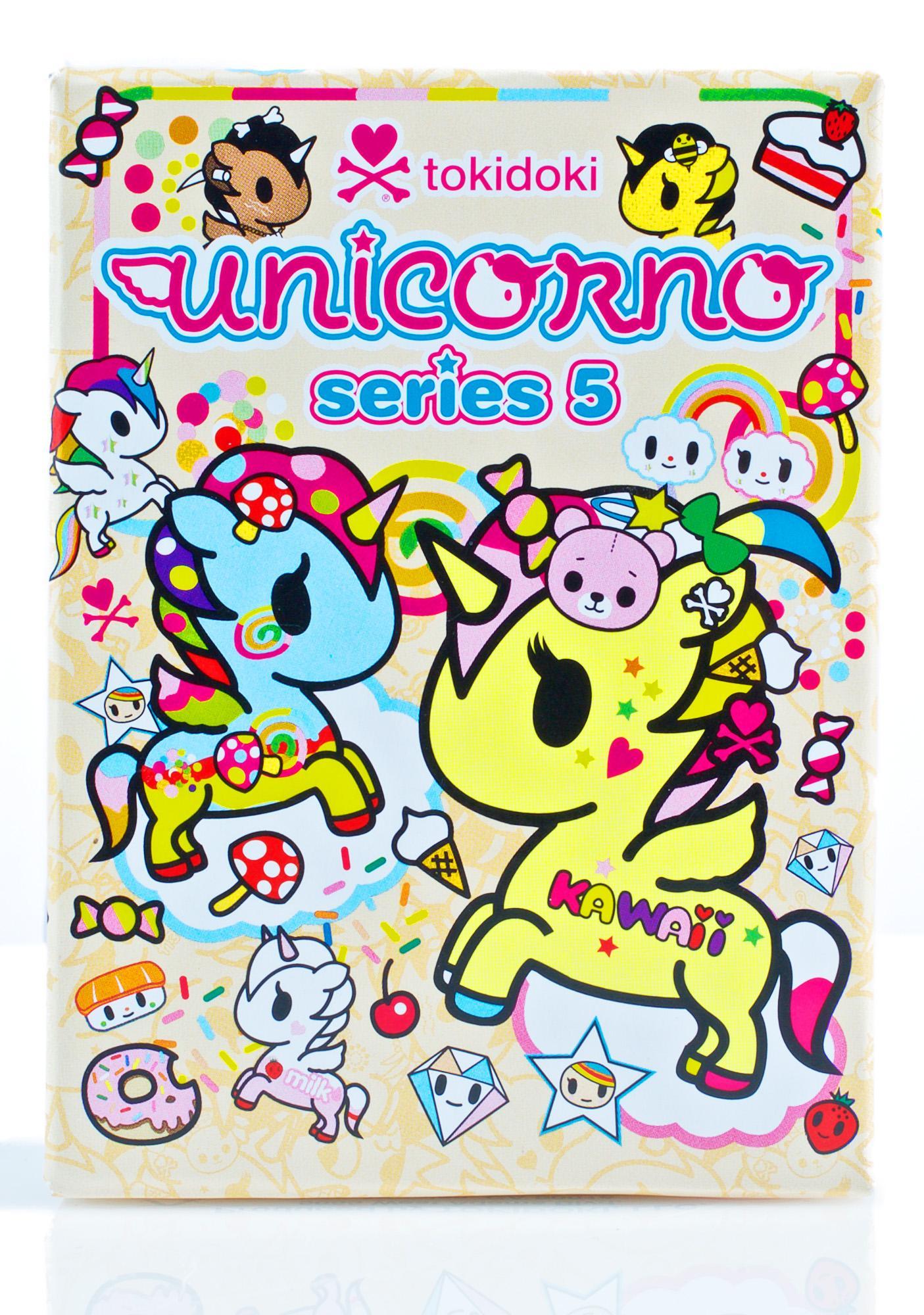 Tokidoki Unicorno Series 5 Blind Box