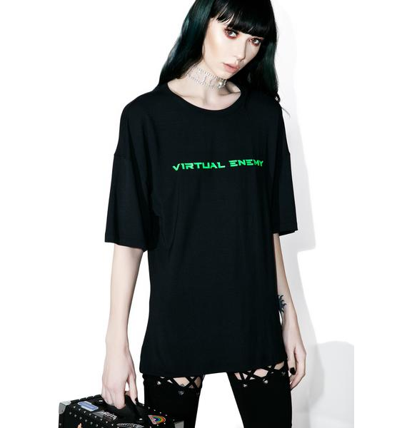 Brashy Virtual Enemy Tee