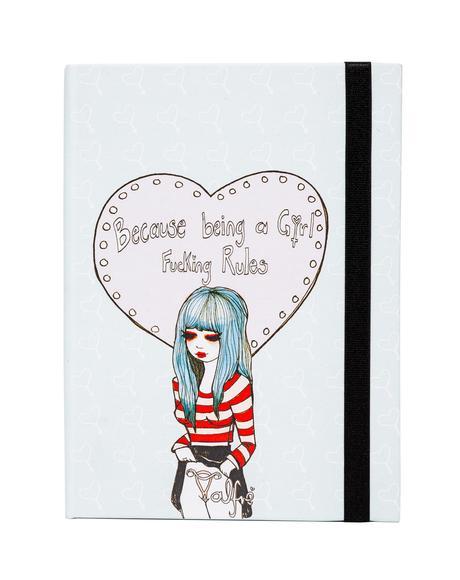 Girl Rules Journal