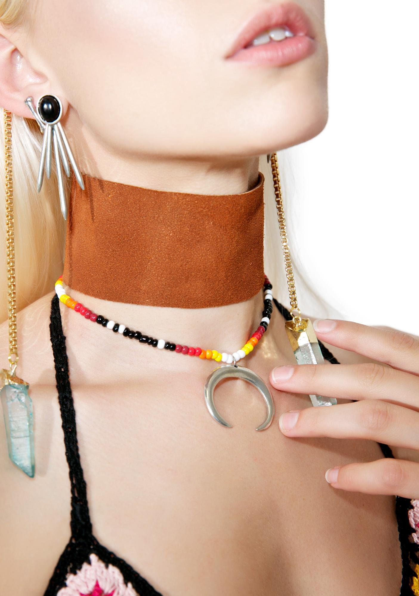 The 2Bandits Light My Fire Choker