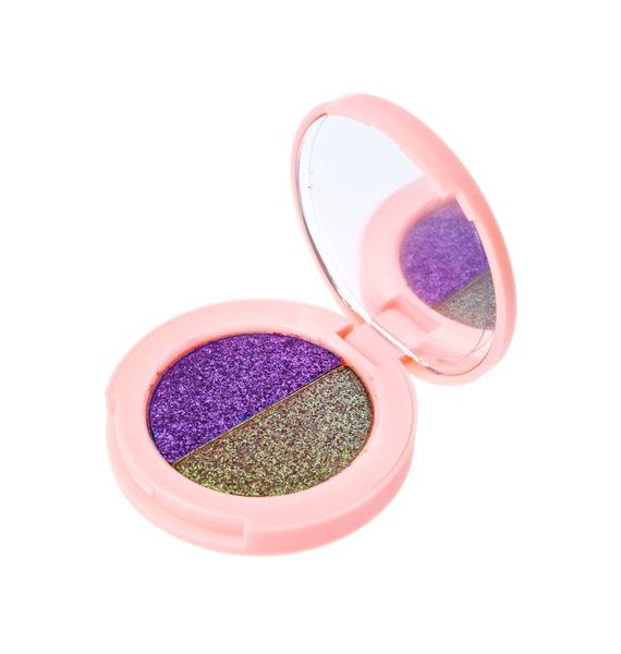 Lime Crime Cosmic/Firefly Superfoil Eyeshadow Duo