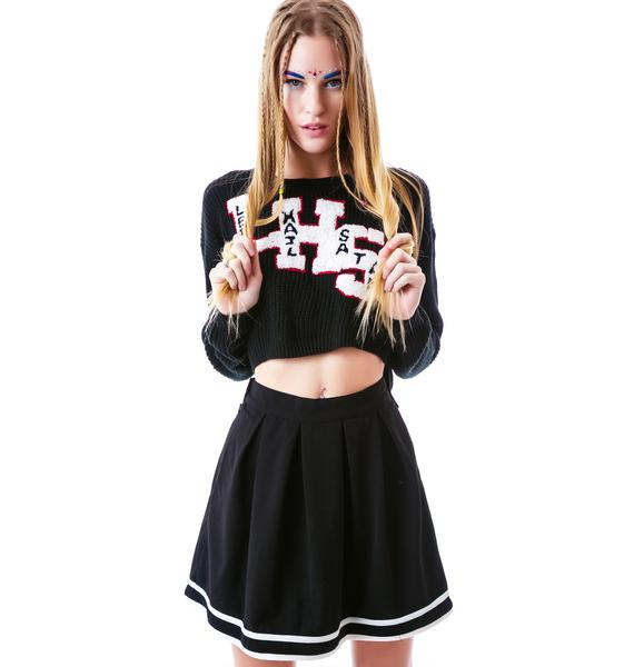 Mink Pink Cheerleader Skirt