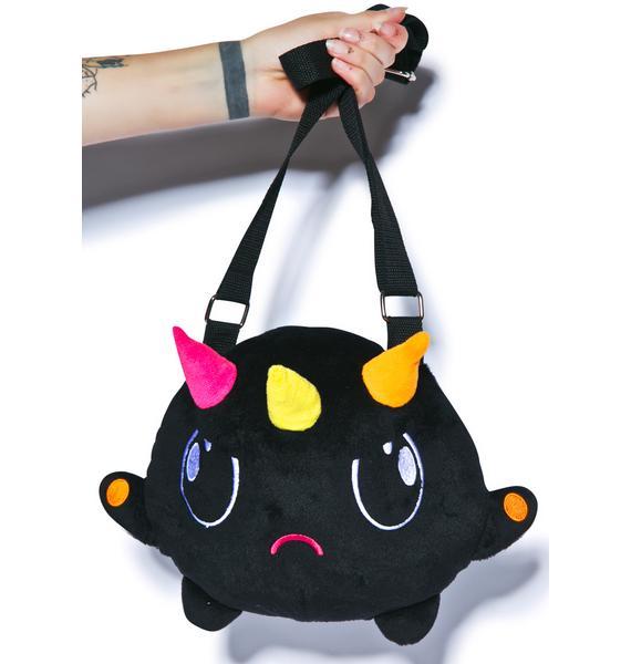Iron Fist Doom Drop Plush Crossbody Bag