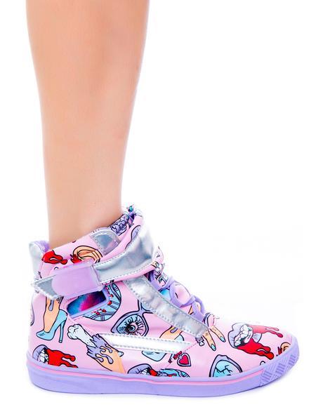 Glamour Guts Sneaker