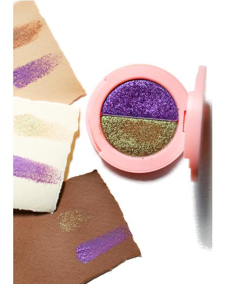 Cosmic/Firefly Superfoil Eyeshadow Duo