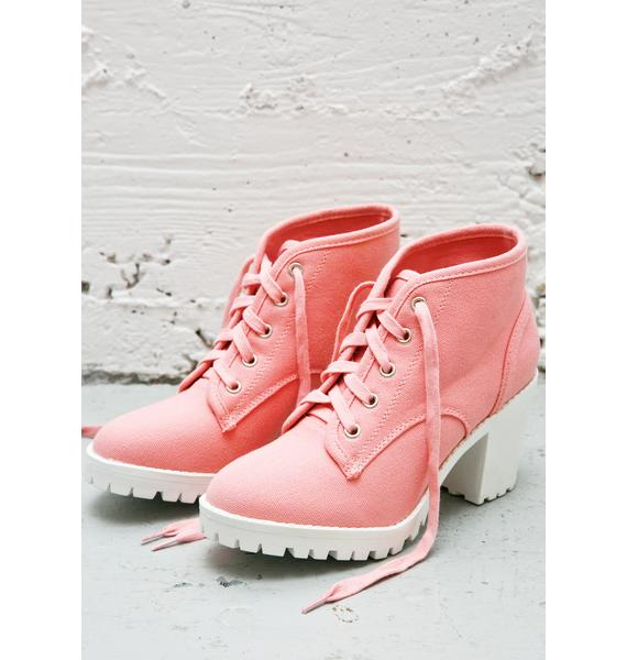 Bubblegum Bitch Booties