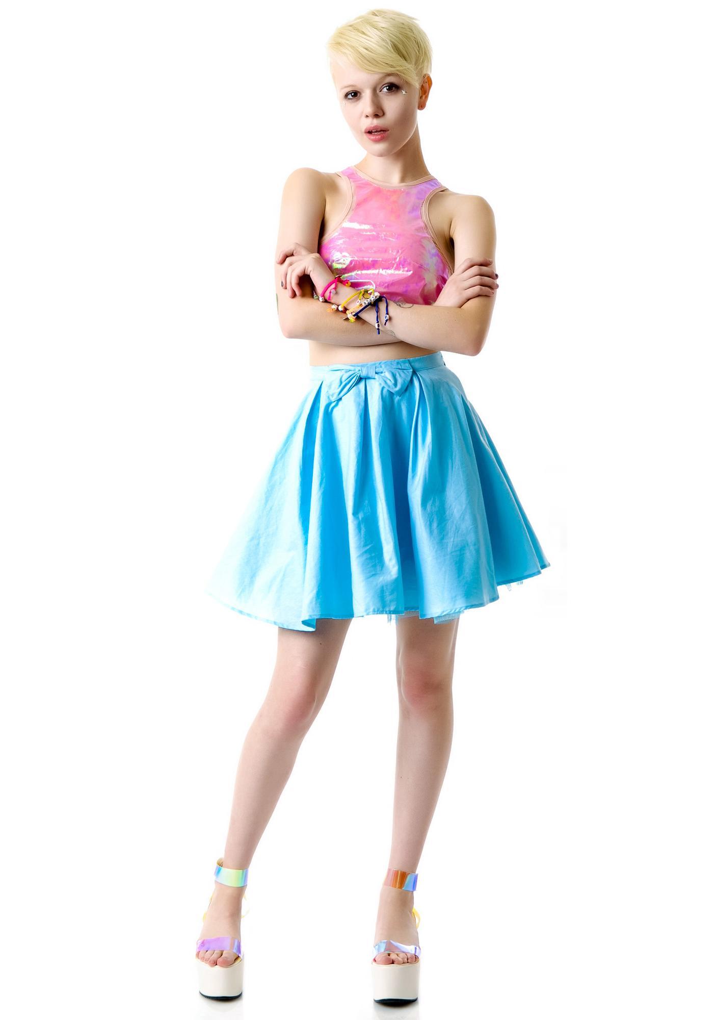 Take A Bow Tutu Skirt