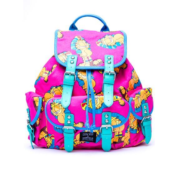 Lazy Oaf x Garfield Buckle Bag