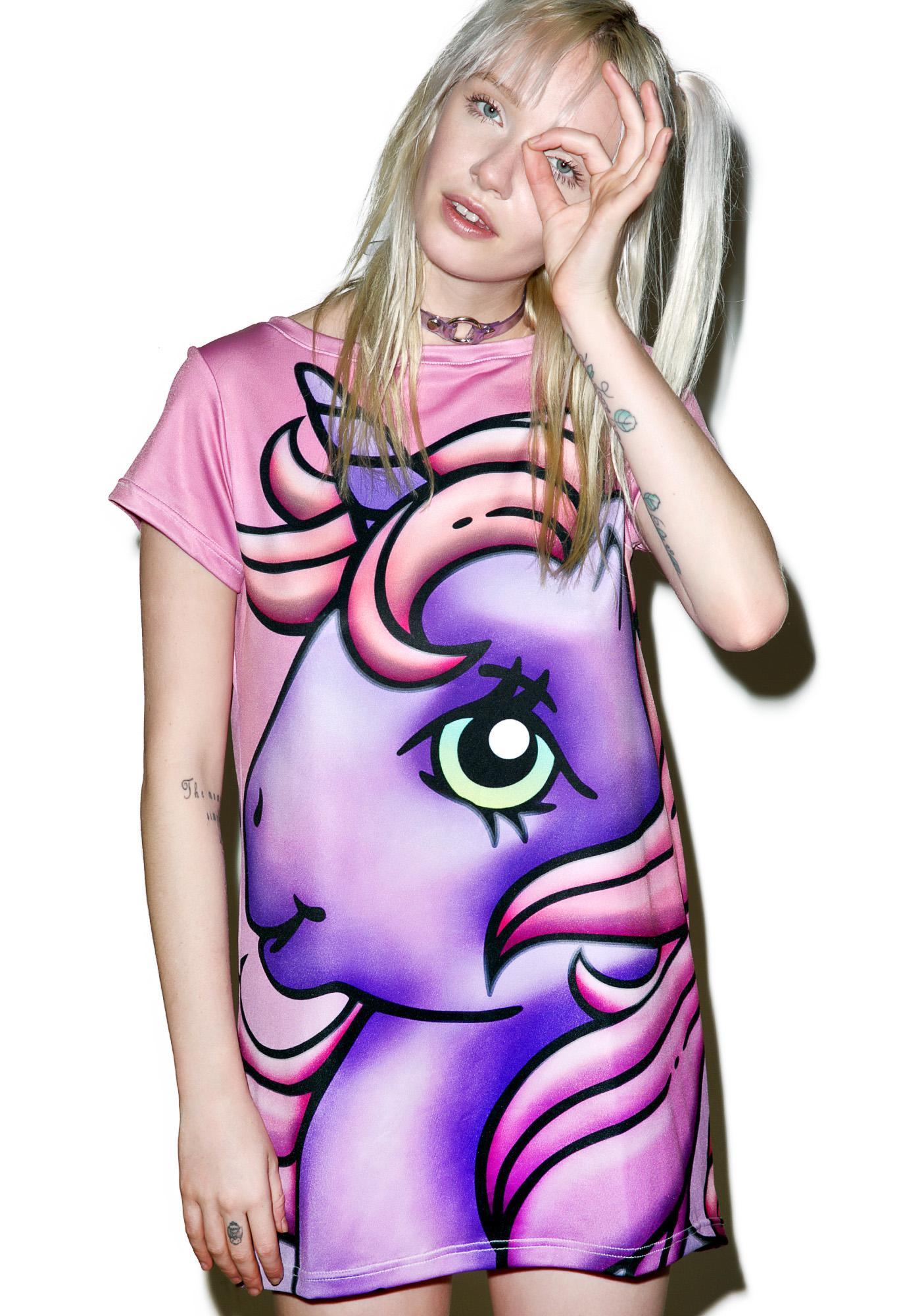 Alice Vandy My Little Pony Cheerlife Tee