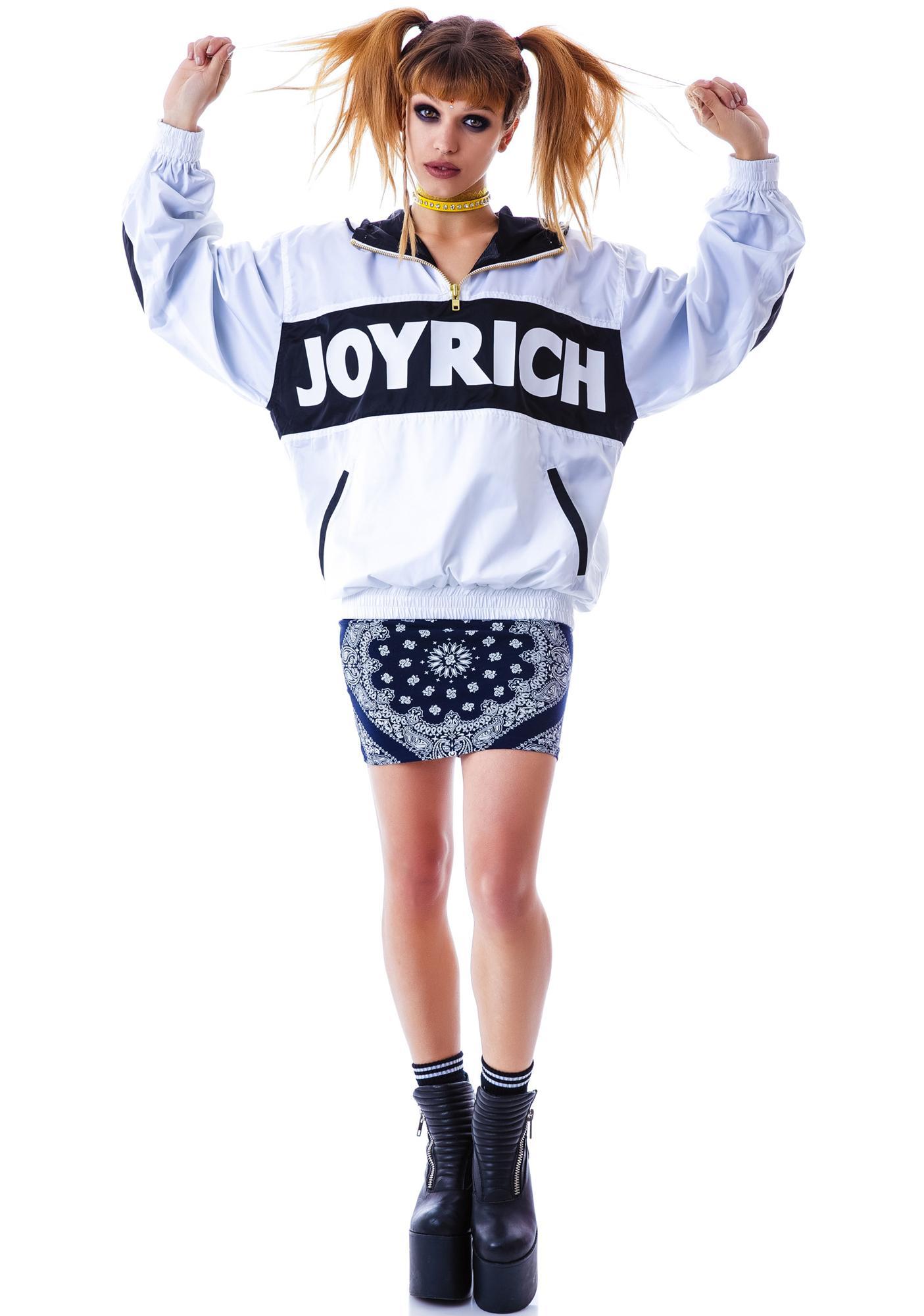 Joyrich Athletic Pull Over Jacket
