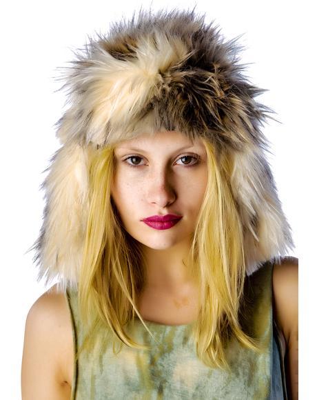 Foxy Foxy Ear Flap Hat
