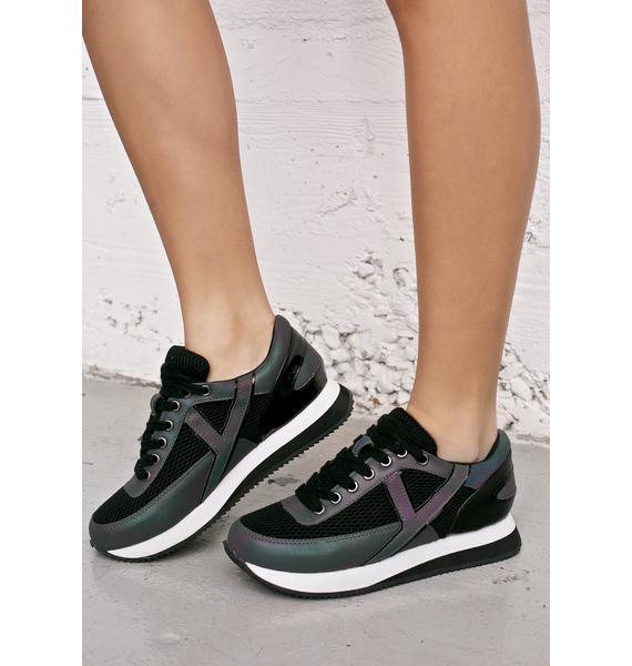 Y.R.U. Flash Reflective Sneaker