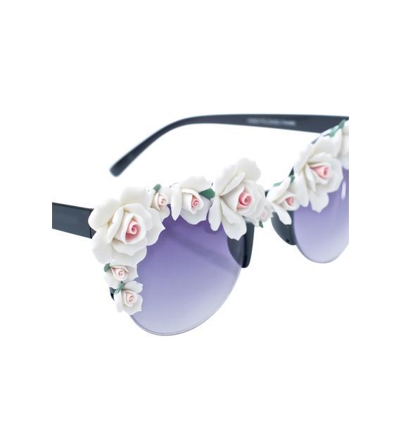Gasoline Glamour Bobby Rose Sunglasses