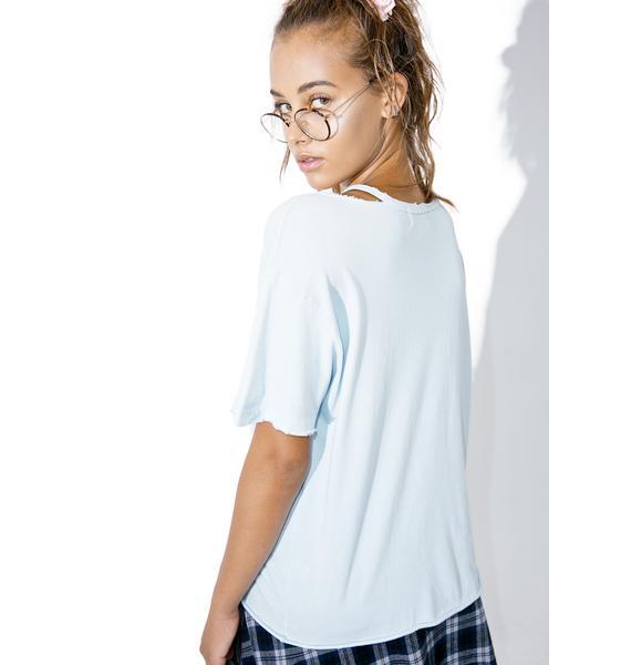 Wildfox Couture Sure-Ish Alumni Tee