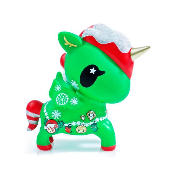"Tokidoki Holiday Unicorno 5"" Vinyl Figure"