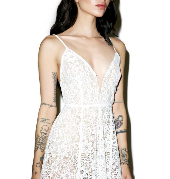 For Love & Lemons Rosemary Dress