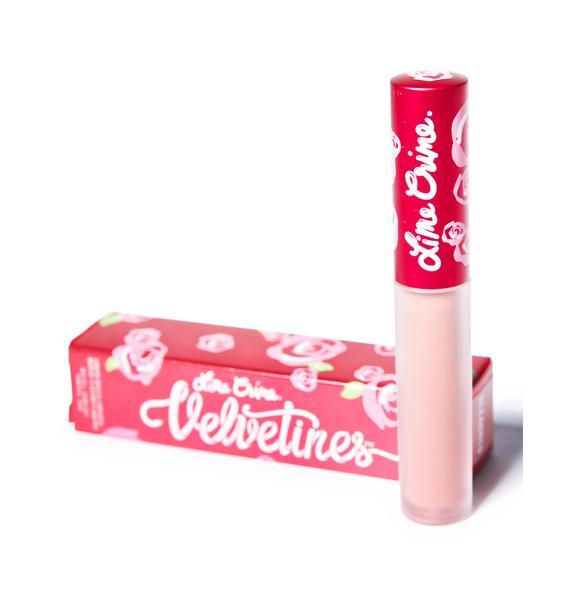 Lime Crime Bleached Velvetine Liquid Lipstick