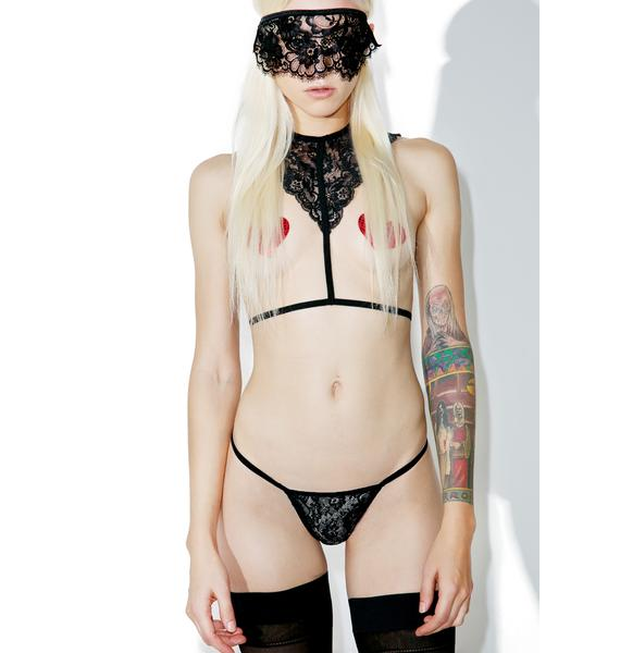 New Scandal Lingerie Set