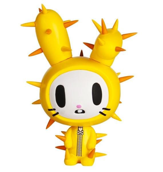 Tokidoki Truffle Cactus Bunny Vinyl Toy