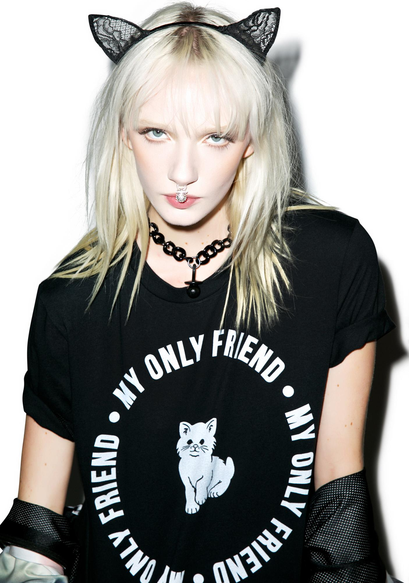 Burger And Friends My Only Friend Tee