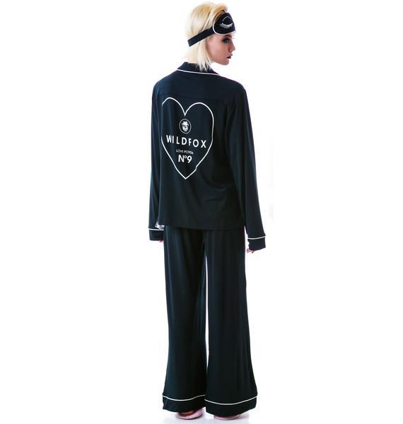Wildfox Couture Love Potion Classic PJ Set