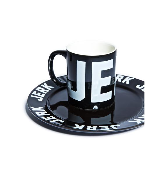 Sourpuss Clothing Jerk Mug