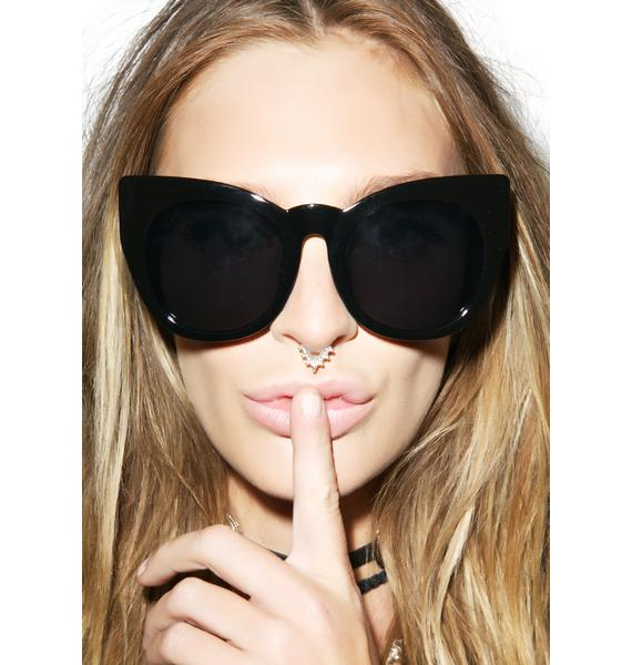 Quay Eyeware Cha Cha Sunglasses
