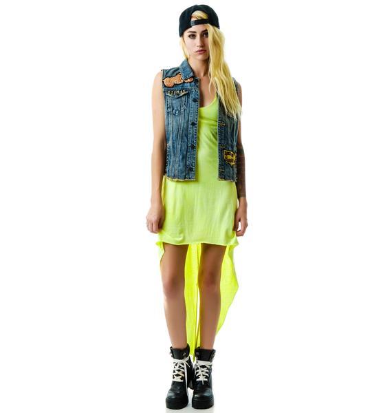Kill City Fest Frock Maxi Dress