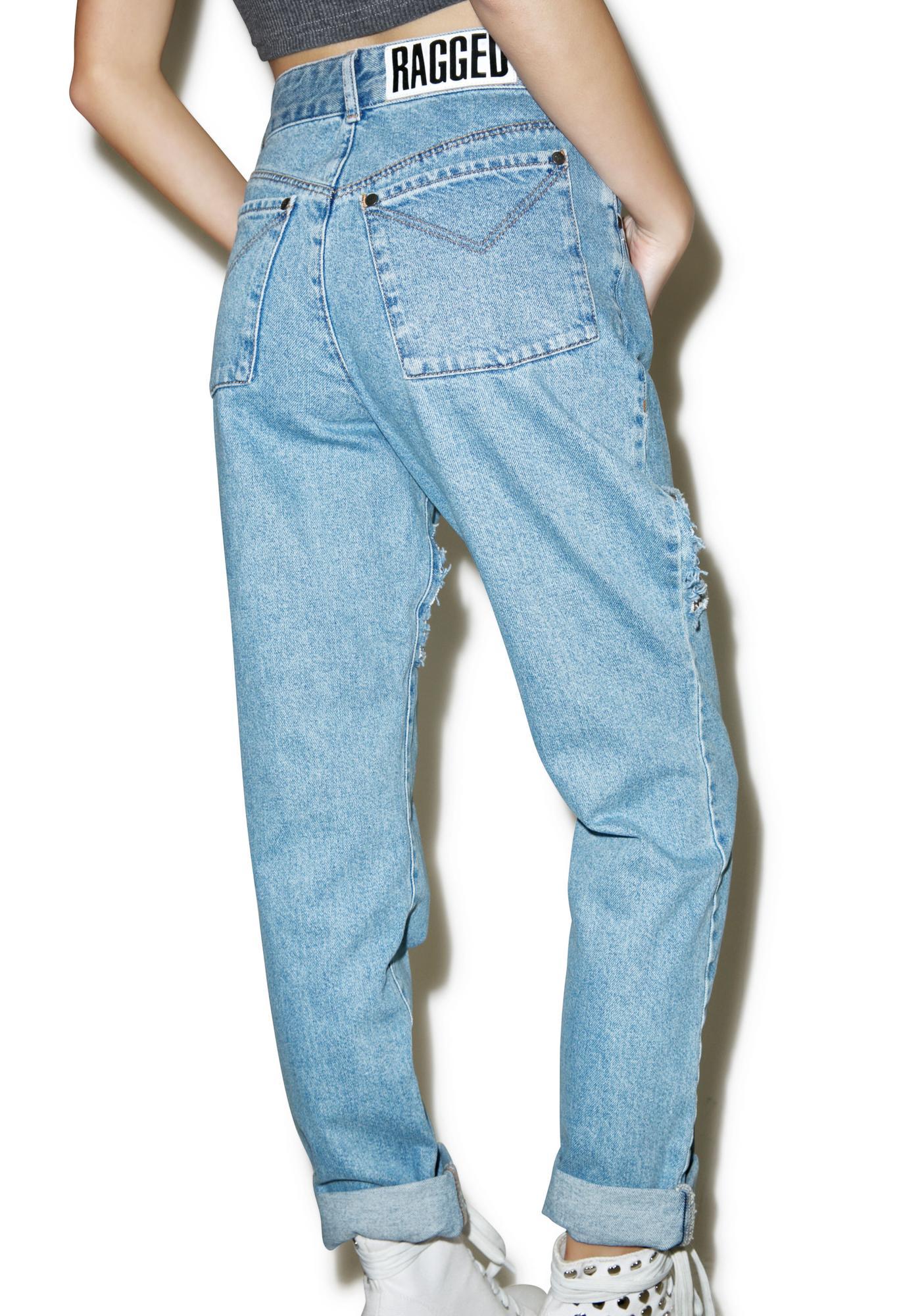 The Ragged Priest Cherub Jeans