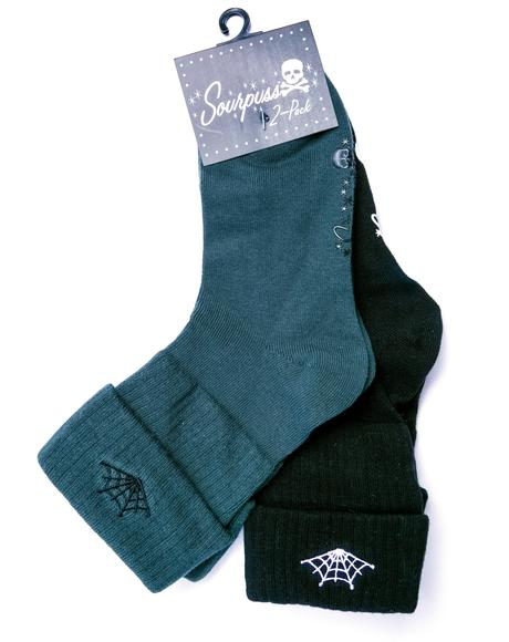 Web Socks Set