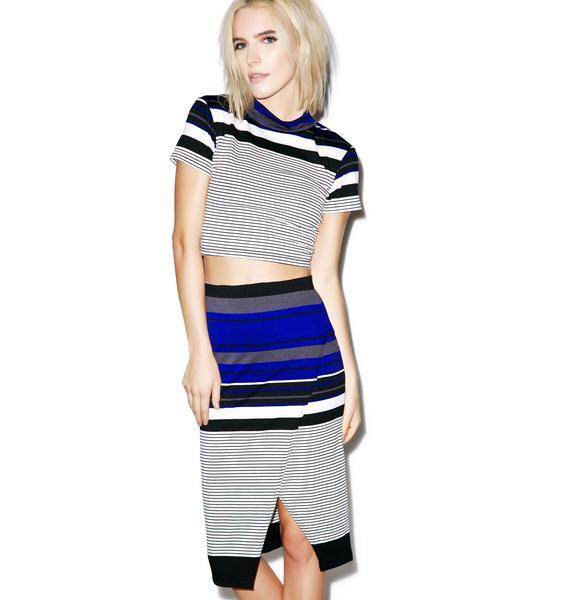 Sapphire Skirt