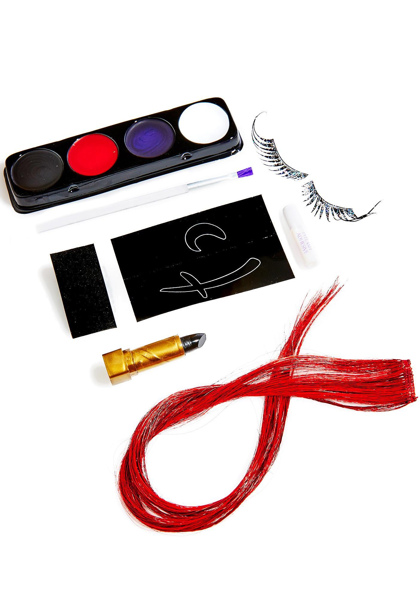 Vampy Vixen Makeup Kit