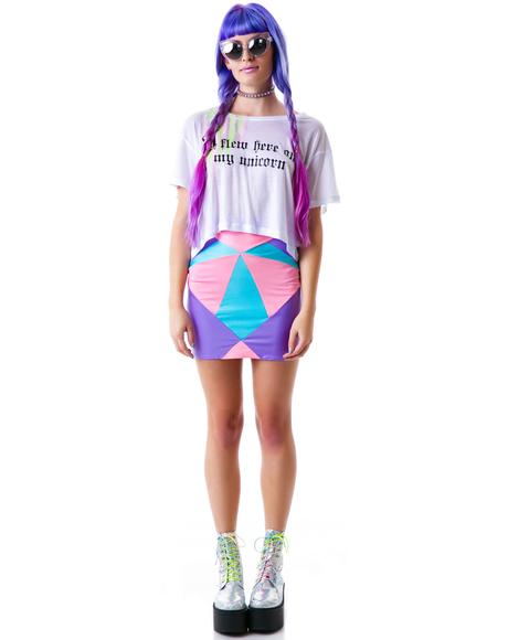 Leila Mini Skirt