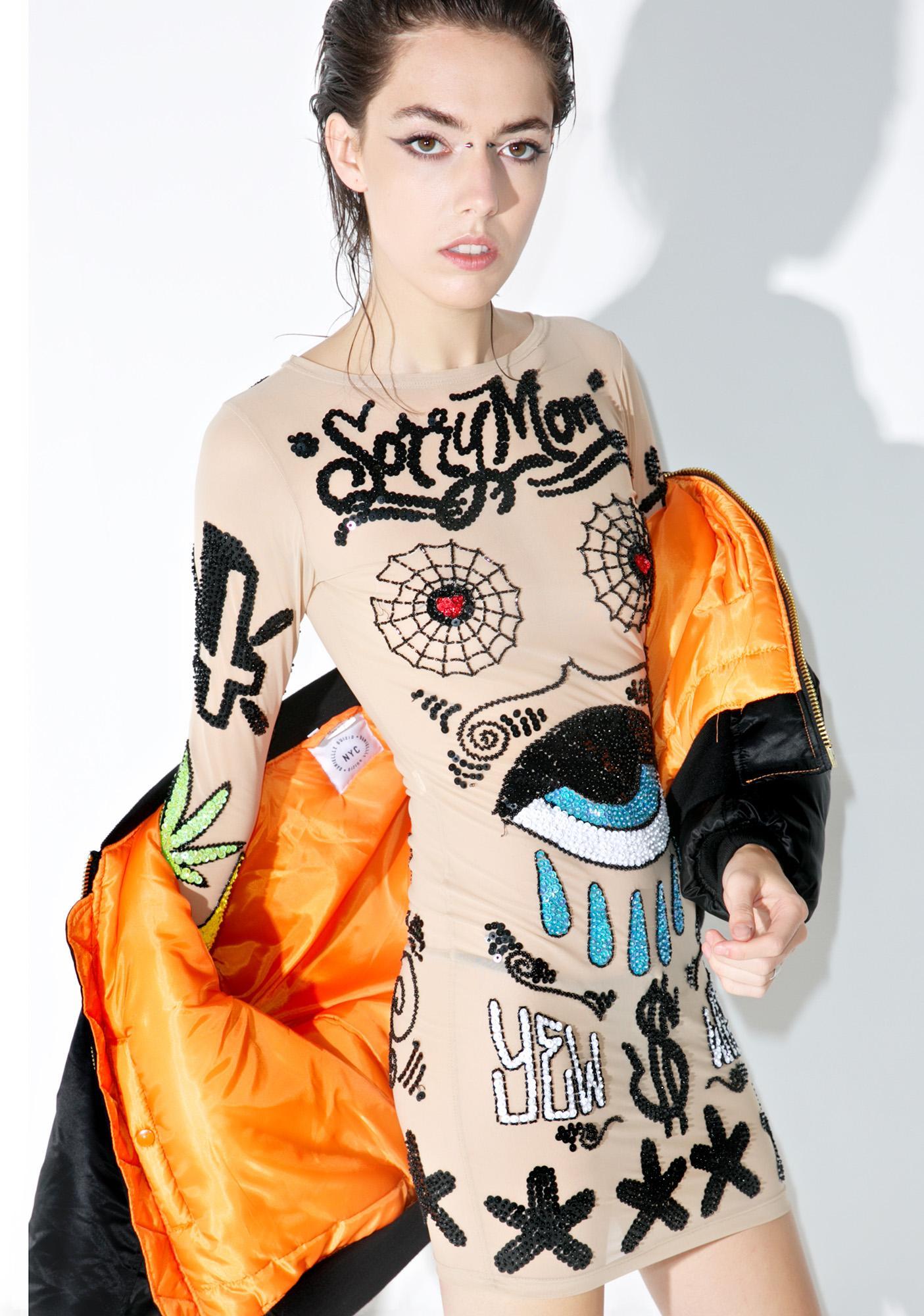 This Is A Love Song X Dolls Kill Bangerz Dress
