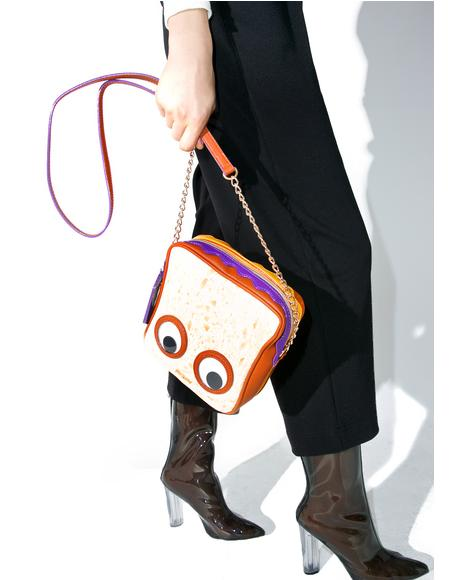 PB And J Crossbody Bag