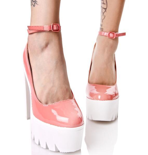 Daydreamy Platform Heels