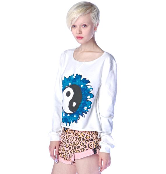One Teaspoon Desert Cat Bandits Shorts