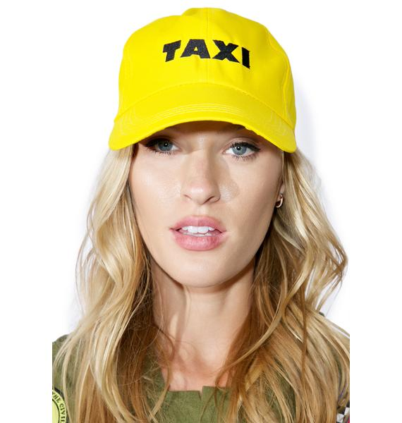 O Mighty Taxi Cap