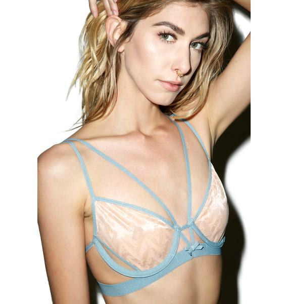 For Love & Lemons Claudia Underwire Bra