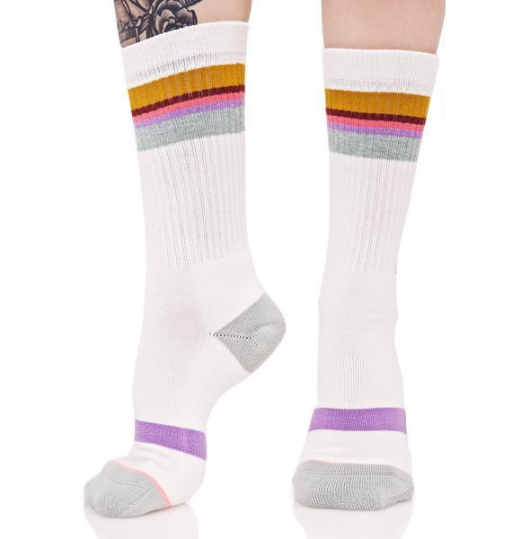 Stance Jiggy Classic Crew Sock