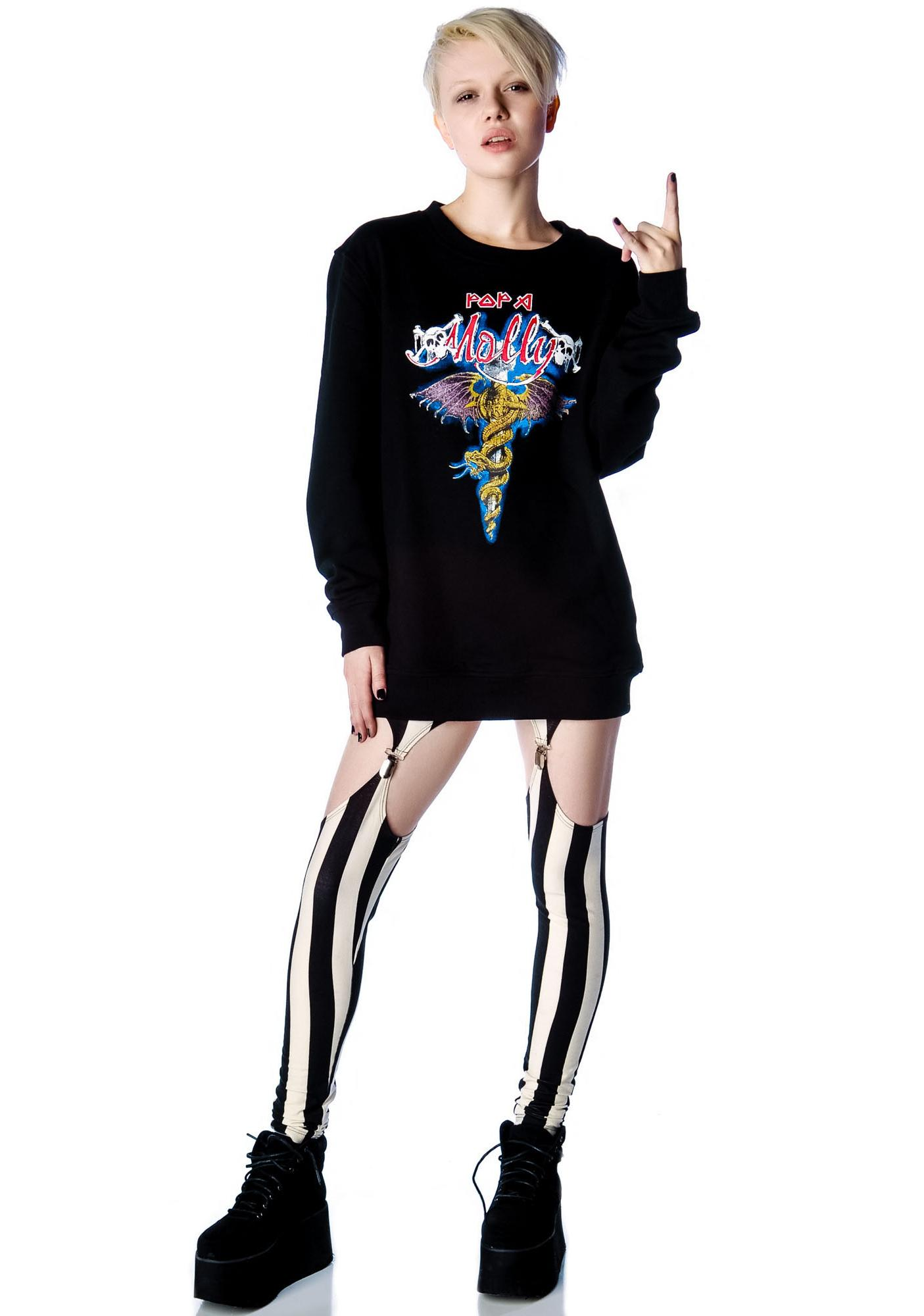 Pop a Molly Sweatshirt