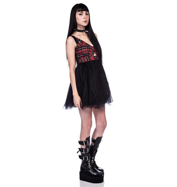 HLZBLZ x Belle of the Brawl Steller Dress