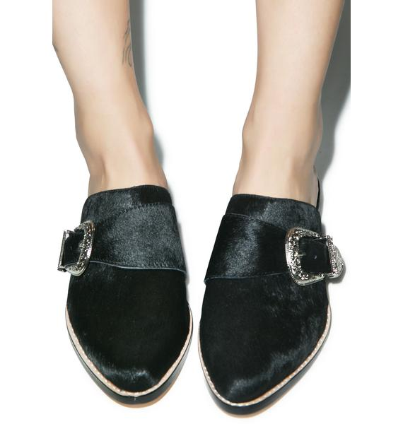 Nightwalker Broken Arrow Ponyhair Mules