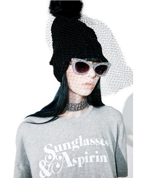Sunglasses & Aspirin Tee