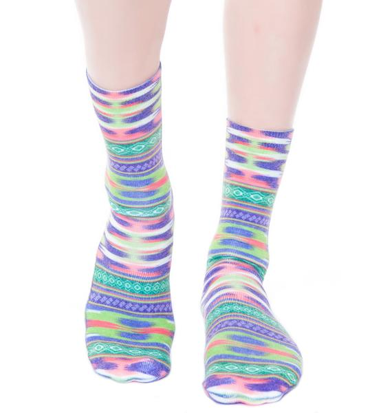 Stance Crazy Eights Socks
